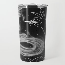 Midnight Toker (#3), Smoking Lady Series Travel Mug
