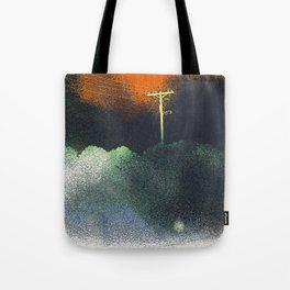 The Dust that Never Settles Tote Bag