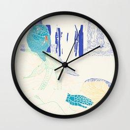Vayan a Estudiar Wall Clock