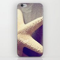 starfish iPhone & iPod Skins featuring Starfish by Dena Brender Photography