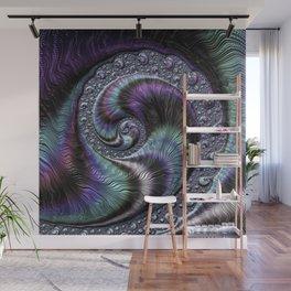 Fractal Art-Abalone Wall Mural