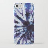 tie dye iPhone & iPod Cases featuring TIE DYE by jajoão