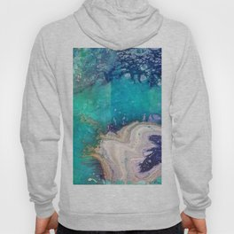 Glass Spill Hoody