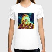 chewbacca T-shirts featuring Chewbacca by victorygarlic - Niki