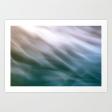 Flow VI Art Print