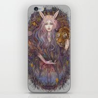 scales iPhone & iPod Skins featuring scales by Miru