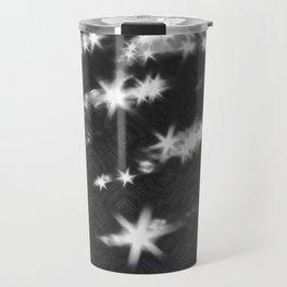 reflections pattern Travel Mug