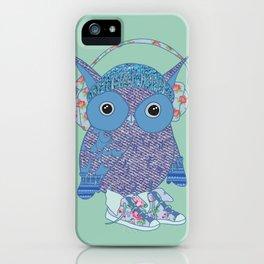 Jonny Owl iPhone Case