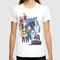 "the goonies T-shirts featuring The Goonies never say ""die"" ! by Collectif PinUp!"