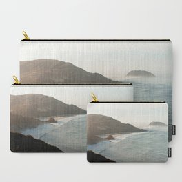Sunrise over Big Sur Carry-All Pouch