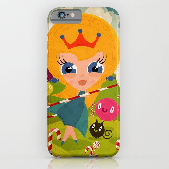Caramel Princess iPhone & iPod Case