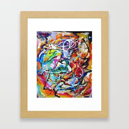 Joy of Living Framed Art Print