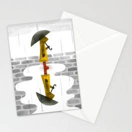 Gloomy Perspective Stationery Cards