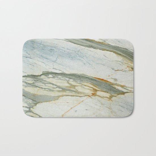 Classic Italian Marble Bath Mat
