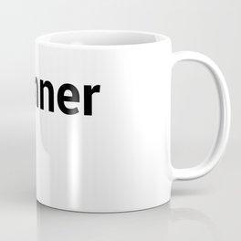 planner Coffee Mug