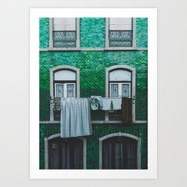 Lisbon, Portugal II Art Print