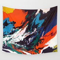 venice Wall Tapestries featuring Venice by liquiman