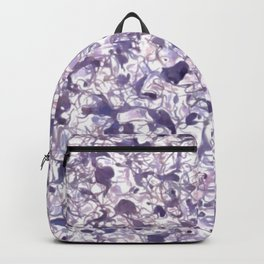 Road Speaks - Purple Backpack