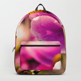 Japanese Anemone Backpack
