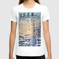marine T-shirts featuring marine reflection by  Agostino Lo Coco