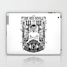 The Red Devil Laptop & iPad Skin