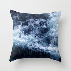 Lake Superior #5 Throw Pillow