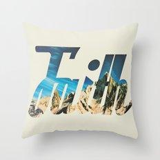Faith (K) Throw Pillow