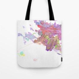 Purple Volcano Tote Bag