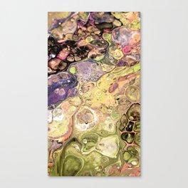 Muddy Waters Louisiana Swampland 1 Canvas Print