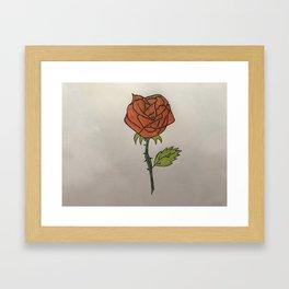 Roers for vallentyn Framed Art Print