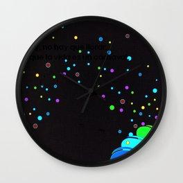 La Vida Es Un Carnaval Wall Clock