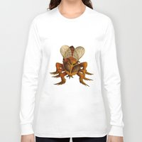 bee and puppycat Long Sleeve T-shirts featuring bee by giol's