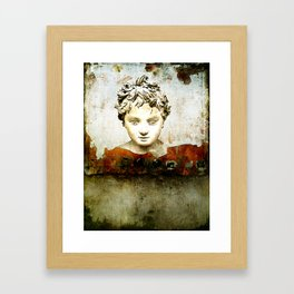 Canova Street Art Framed Art Print