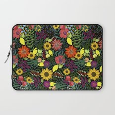 fruits and flowers Laptop Sleeve