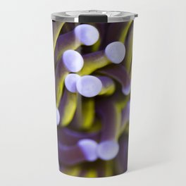 Coral Euphylia Golden Torch Travel Mug