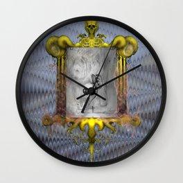 Misperception Wall Clock