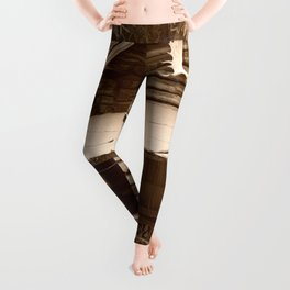 Old Log Cabin Leggings
