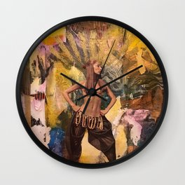 Great Revelations Wall Clock