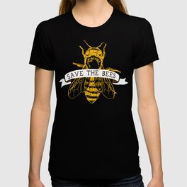 Save The Bees (Dark) T-shirt