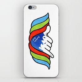 SABABA SURF iPhone Skin