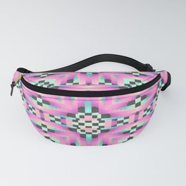 Indian Blanket Bright Fanny Pack