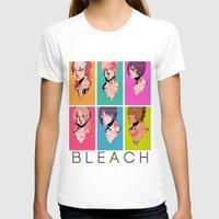 bleach T-shirts featuring bleach by aspiin