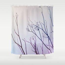 reclaim the wild Shower Curtain