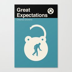Great Expectations  Canvas Print