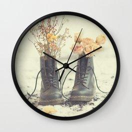 Dr. Martens Wall Clock