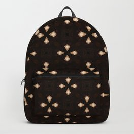 Glass light pattern no 33-2 Backpack