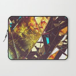 Fractured Time Laptop Sleeve