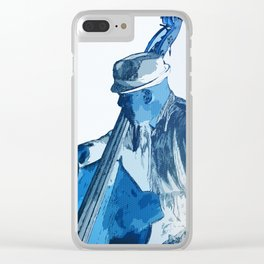 Bassist Clear iPhone Case