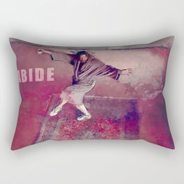 Duder Zen - The Big Lebowski Rectangular Pillow