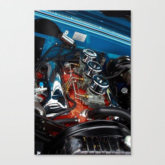 Engines - Photo Canvas Print